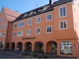 Bild der Volksbank Allgäu-Oberschwaben eG, Isny Bergtorstraße