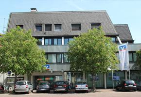 Bild der VR Bank Ravensburg-Weingarten eG, Weingarten - ehem. Sitz