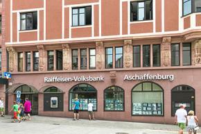 Bild der Raiffeisen-Volksbank Aschaffenburg eG, Innenstadt
