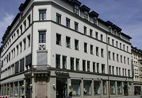 Bild der Volksbank Chemnitz eG, Chemnitz, Sachs