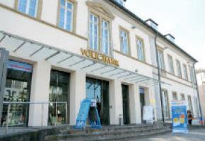 Bild der Volksbank eG Mosbach, Mosbach