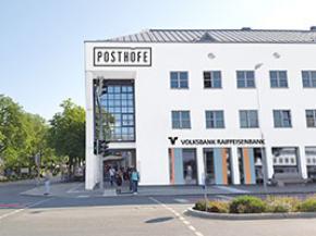 Bild der Volksbank Raiffeisenbank Rosenheim-Chiemsee eG, Rosenheim, Bahnhofstraße