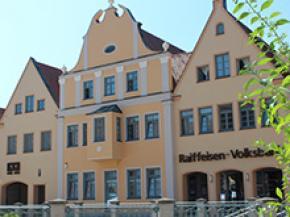 Bild der Raiffeisen-Volksbank Donauwörth eG, Donauwörth