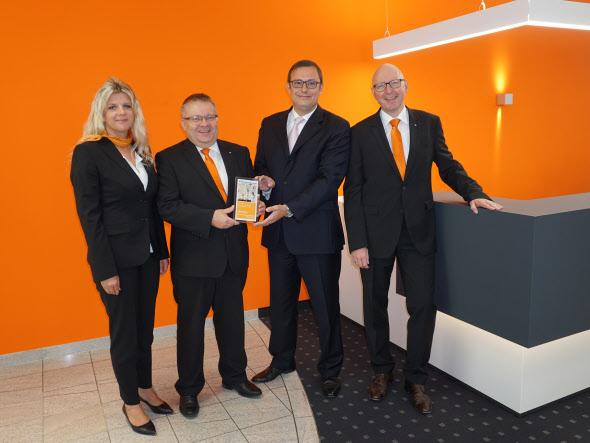 Vr Bankverein Bad Hersfeld Rotenburg Eg Vr Bank Bad Hersfeld Rotenburg Eg Erneut Erfolgreichste Fordermittelbank In Der Region Deutschland