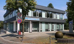 Bild der VR-Bank Rhein-Sieg eG, Much - ehem. Sitz