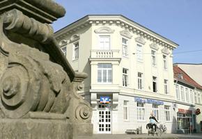 Bild der VR Bank Mecklenburg eG, Regionalzentrum Güstrow