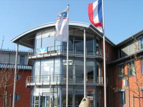 Bild der VR Bank Schleswig-Mittelholstein eG, Osterrönfeld