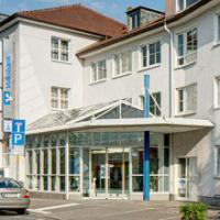 Bild der Volksbank Darmstadt - Südhessen eG, Ernst-Schneider-Straße, Heppenheim