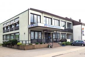 Bild der Volksbank Neckartal eG, Hauptgeschäftsstelle Helmstadt