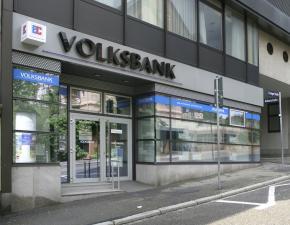Bild der Volksbank Pforzheim eG, Brötzingen