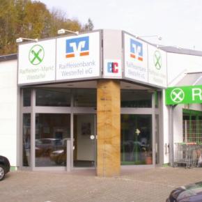 Bild der Raiffeisenbank Westeifel eG, Prüm