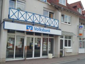 Bild der Volksbank Rhein-Nahe-Hunsrück eG, Wallhausen