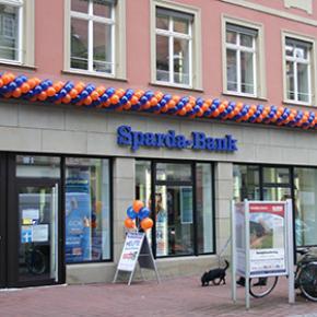 Sparda bank n rnberg eg filiale bamberg bewertungen for Offnungszeiten sparda bank