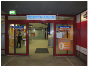 Sparda bank m nchen eg ostbahnhof im untergeschoss for Offnungszeiten sparda bank