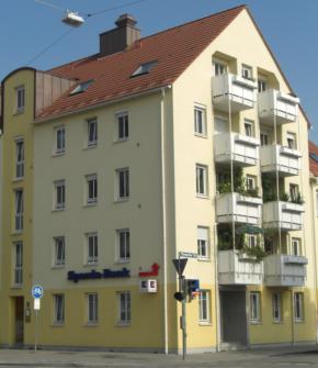 Bild der Sparda-Bank München eG, Mangfallplatz