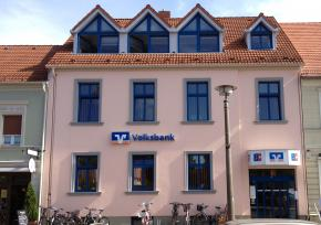 Bild der VR-Bank Uckermark-Randow eG, Templin