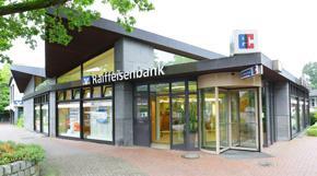 Bild der Raiffeisenbank Südstormarn Mölln eG, Großhansdorf