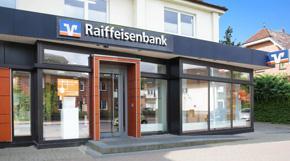 Bild der Raiffeisenbank Südstormarn Mölln eG, Trittau