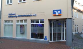 Bild der VR Bank Schleswig-Mittelholstein eG, Kappeln