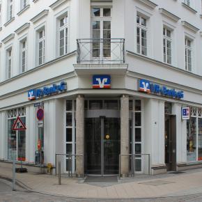 Bild der VR Bank Mecklenburg eG, Regionalzentrum Schwerin