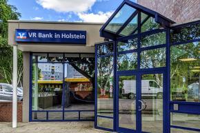 Bild der VR Bank in Holstein eG, Elmshorn, Koppeldamm