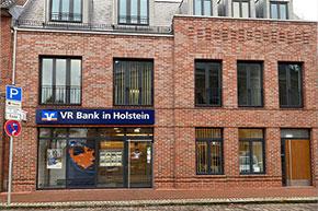 Bild der VR Bank in Holstein eG, Wilster