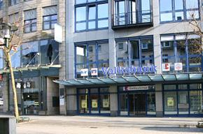 Bild der Volksbank im Bergischen Land eG, Remscheid-Alleestraße