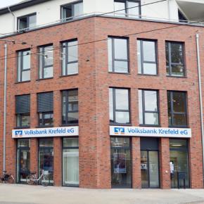 Bild der Volksbank Krefeld eG, Fischeln