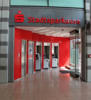 Sparkasse bad oeynhausen porta westfalica sb filiale - Porta westfalica mobel ...