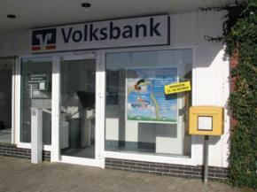 Bild der Volksbank Vechta eG, SB Lüsche