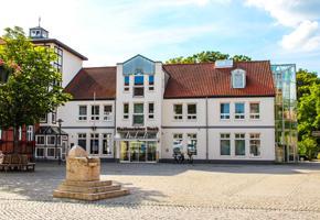 Bild der Volksbank eG, Haldensleben