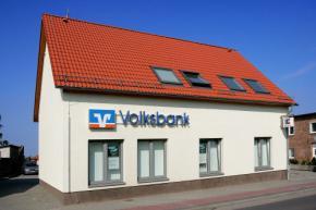 Bild der Volksbank Magdeburg eG, ServiceCenter Irxleben