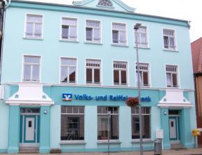 Bild der VR Bank Mecklenburg eG, Regionalzentrum Bützow