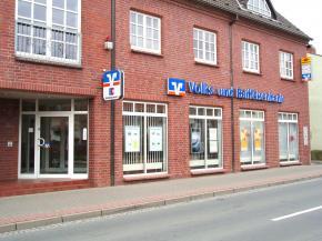 Bild der VR Bank Mecklenburg eG, SB-Goldberg