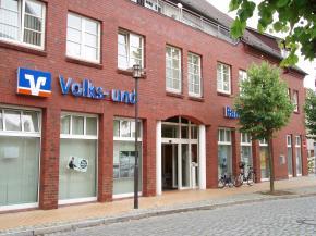 Bild der Volks- und Raiffeisenbank eG - Meine Bank in Mecklenburg, Regionalzentrum Lübz