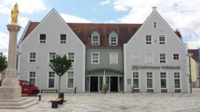 Bild der Volksbank Raiffeisenbank Bayern Mitte eG, Großmehring