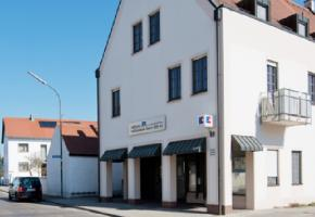 Bild der Volksbank Raiffeisenbank Bayern Mitte eG, Gerolfing