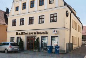 Bild der Raiffeisen-Volksbank Donauwörth eG - Geschäftsstelle Höchstädt, Kompetenzcenter Höchstädt