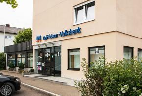 Bild der Raiffeisen-Volksbank Donauwörth eG - Geschäftsstelle Riedlingen, Riedlingen