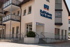 Bild der Raiffeisen-Volksbank Donauwörth eG, Immobiliencenter Bauen & Wohnen in Donauwörth/Berg