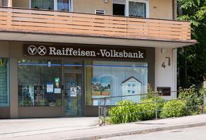 Bild der Raiffeisen-Volksbank Donauwörth eG - Geschäftsstelle Parkstadt, Parkstadt