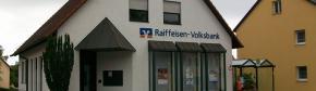 Bild der Raiffeisen-Volksbank Donauwörth eG, SB-Donaumünster