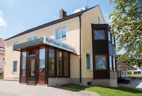 Bild der Raiffeisen-Volksbank Donauwörth eG - Geschäftsstelle Ebermergen, Ebermergen