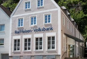Bild der Raiffeisen-Volksbank Donauwörth eG - Geschäftsstelle Harburg, Kompetenzcenter Harburg