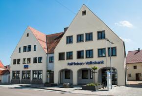 Bild der Raiffeisen-Volksbank Donauwörth eG - Geschäftsstelle Monheim, Kompetenzcenter Monheim