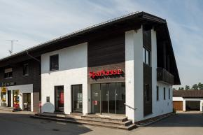 Bild der Sparkasse Rosenheim-Bad Aibling, Kolbermoor - Bahnhofstrasse