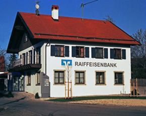 Bild der Volksbank Raiffeisenbank Starnberg-Herrsching-Landsberg eG, SB Lengenfeld