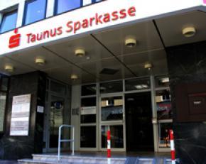 Bild der Taunus Sparkasse, Frankfurt-Höchst