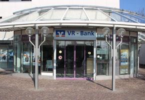 Bild der VR-Bank Neckar-Enz eG, Freiberg Zentrum