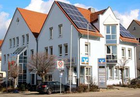 Bild der VR-Bank Neckar-Enz eG, LB-Eglosheim